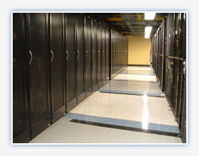 Actual Photo of M5 Hosting Dedicated Server Data Center #1
